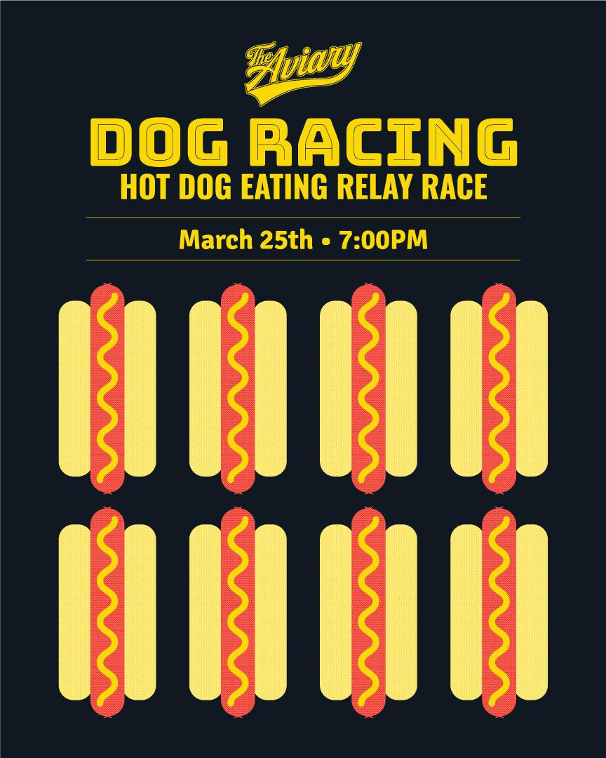 Hot Dog Racing